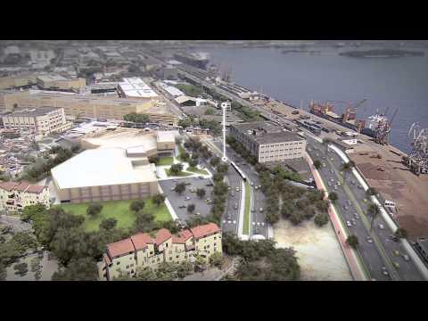 Concessionária Porto Novo: operação urbana