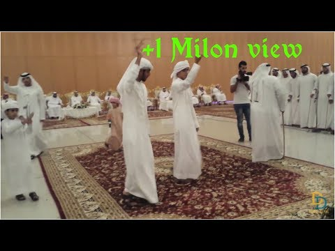 The world best Arab dance wedding Party united Arab Emirates 2016