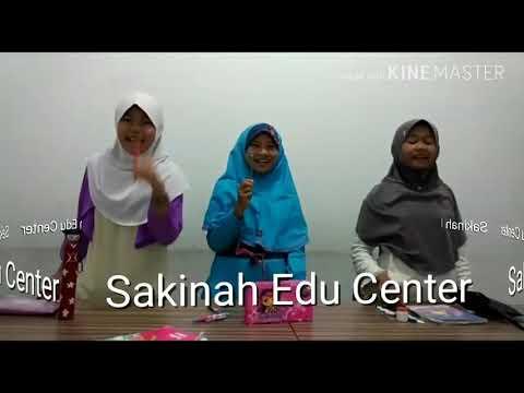 Hebohnya Belajar bahasa arab di Sakinah Edu Center Lamongan
