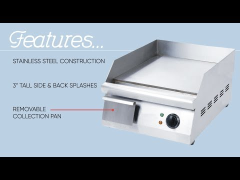"eQuipped 16"" Electric Griddle"