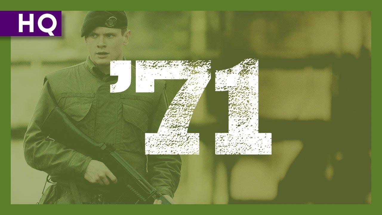 '71 (2014) Trailer