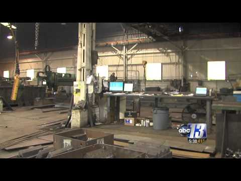 Banker Steel in Campbell Co. Uses New Way to Build Buildings