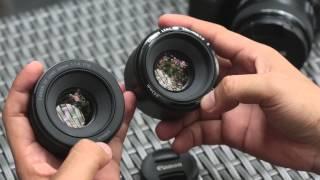 Camera.tinhte.vn - Trên tay ống kính Canon 50mm f/1.8 STM