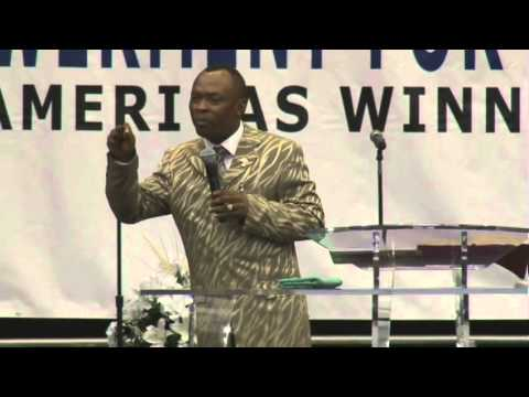 Unveiling The Power of Revelation for Breakthough By Bishop Thomas Aremu