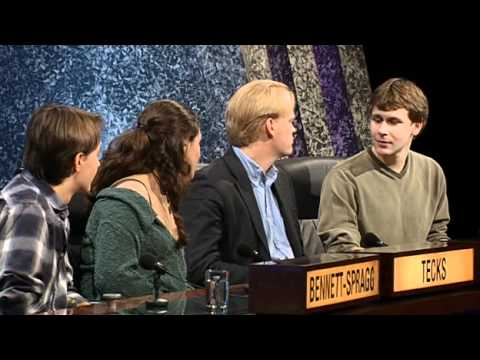 University Challenge S40E14 Merton, Oxford vs. St. John's, Cambridge