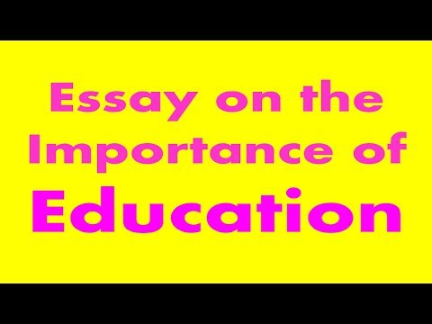 essay-on-the-importance-of-education