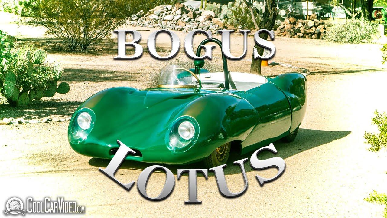 Bogus Lotus 11, Crosley Miller racer