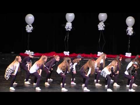 Majstrovstvá Slovenska 2015 - detská kategória Street Dance Show