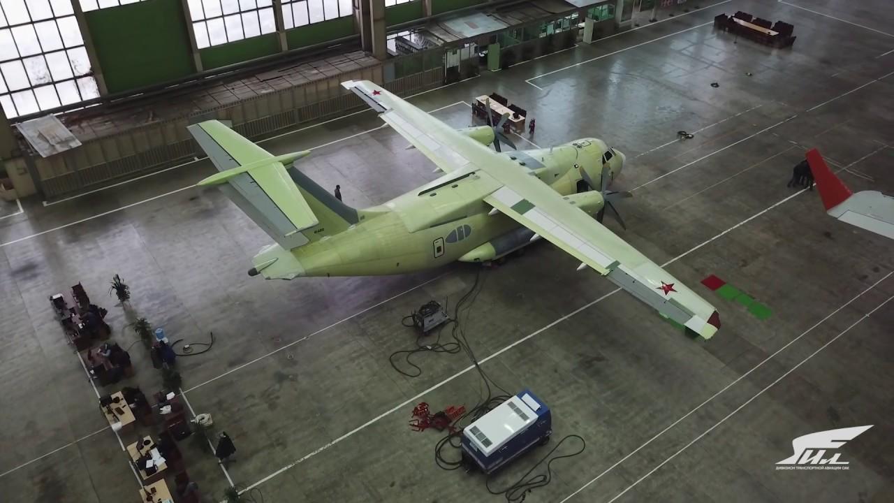 Российский Ил-112В или украинский Ан-140: какой самолёт лучше?