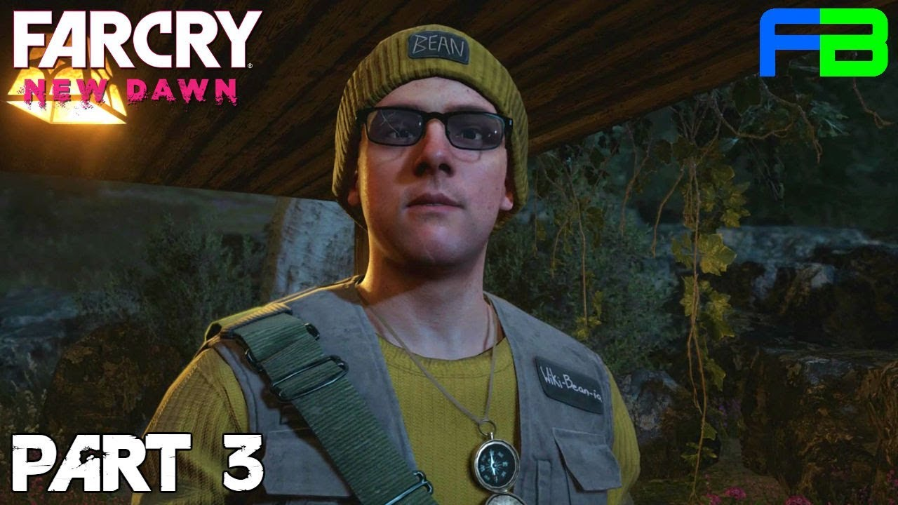 Wiki-Bean-ia in Business - Far Cry New Dawn: Part 3 - PS4 Pro Gameplay  Walkthrough
