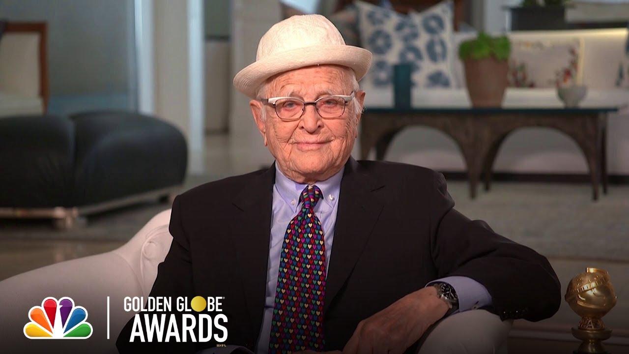 2021 Golden Globes: Norman Lear gets the Carol Burnett Award