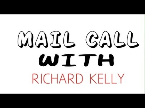 Mail Call with Richard Kelly - NC Education Lottery - Scratchers