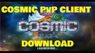 Cosmic Client V2.0 (How to install and Review)