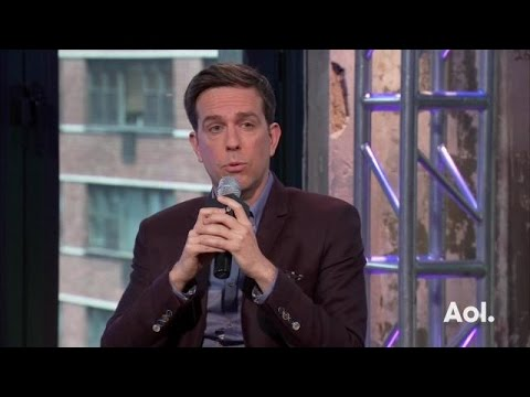 "Ed Helms Misses ""The Office"""