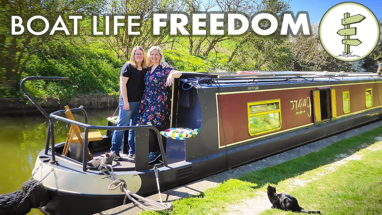 living in a life boat