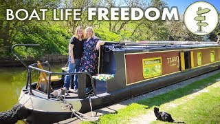 From London Apartment to Living on a Boat Full Time - Minimalist Life