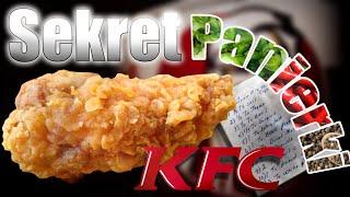 SEKRET KFC UJAWNIONY? PRZECIEK? SPRAWDZAMY TO! Przepis na Panierkę [KR]