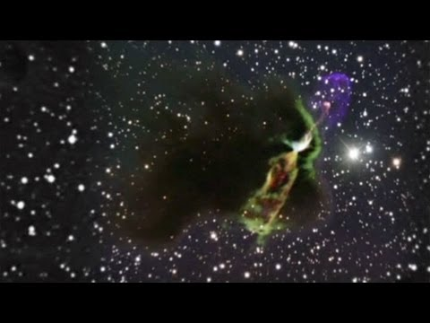 Birth of new star captured by Chilean observatory