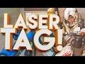 BRAND NEW ANA LASER TAG CUSTOM GAMEMODE! (NEW PATCH, ELIMINATION MODE!?)