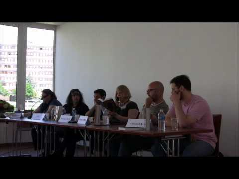 Imaginales 2011 : Conférence Quand le vieux monde vacille...