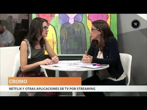 Carina Novarese: Netflix y TV por streaming en Uruguay