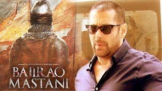 Salman Khan Takes REVENGE From Sanjay Leela Bhansali - Check Out