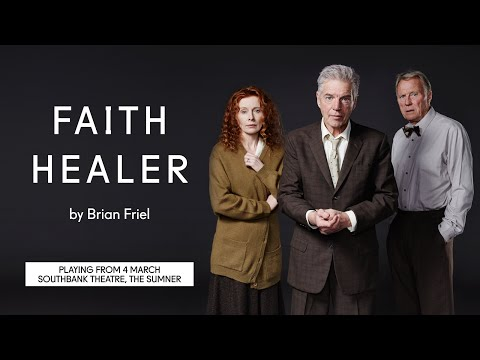 Faith Healer | Interview with Alison Whyte