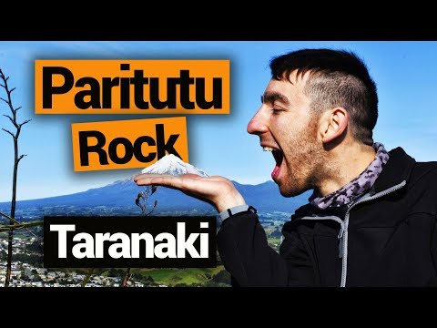 Climbing Paritutu Rock, New Plymouth - New Zealand's Biggest Gap Year – BackpackerGuide.NZ