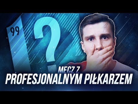 FIFA 18 l GRAM MECZ Z PROFESJONALNYM PIŁKARZEM! FUT CHAMPIONS - ULTIMATE TEAM!