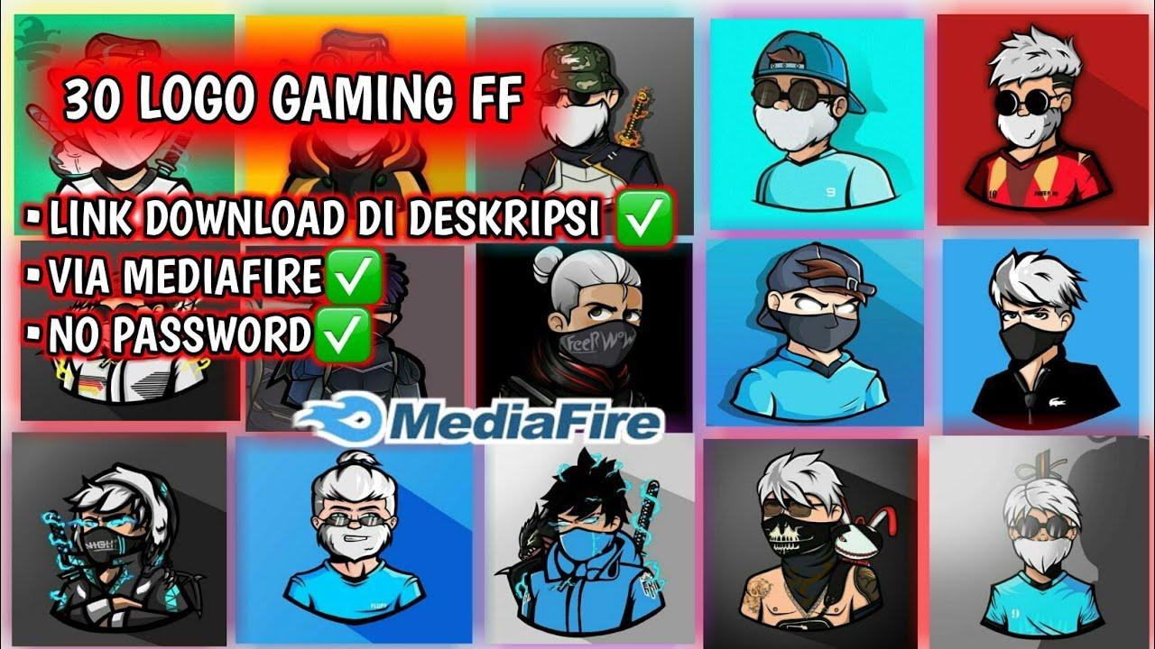 30 Vektor Ff Logo Gaming Keren Cocok Buat Profil Youtube 8 Youtube