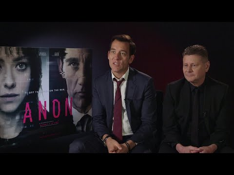 Clive Owen and Andrew Niccol on losing privacy and anonymity