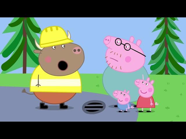 Peppa Pig 粉红猪小妹 第五季18【鑰匙不見了】中文版