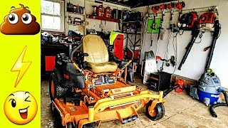 Scag Mowers Won't Start, Let's Figure It Out