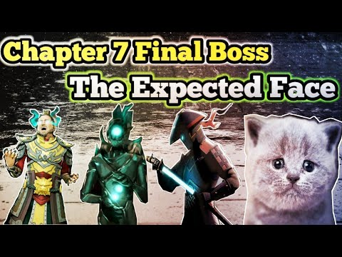 Shadow Fight 3 ◇ Chapter 7 Final Boss ♡ The Expected Face of the Story Ender !!