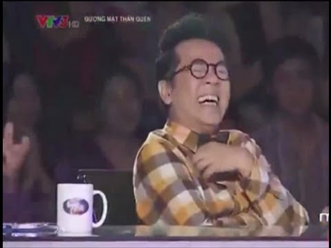 """NSƯT Thành Lộc cười ngắt nghẽo xem phiên bản Nữ Thần Nhảy Múa """"Double"""" (Vương Khang)"""