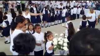 Así se vivió el acto de conmemoración realizado en la IED de #Fundación #LasAlmasJamásOlvidas