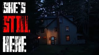 Little Girl's Spirit Haunting Father's Home (Very Scary) Real Paranormal Activity 3AM