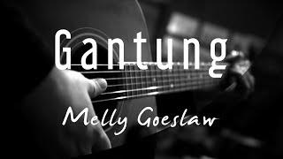 Gantung - Melly Goeslaw ( Acoustic Karaoke )