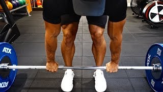 How To Perform The Barbell Deadlift With Proper Form