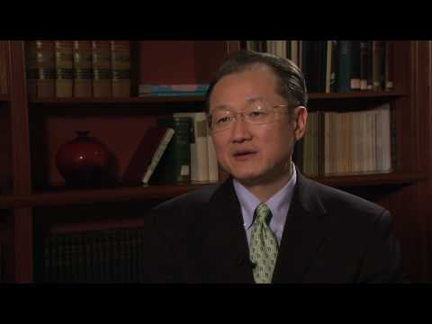 Born in Korea - Dartmouth President-elect Jim Yong Kim