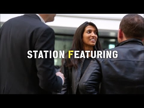Station Featuring: Leila Janah, Founder and CEO of Samasource and LXMI