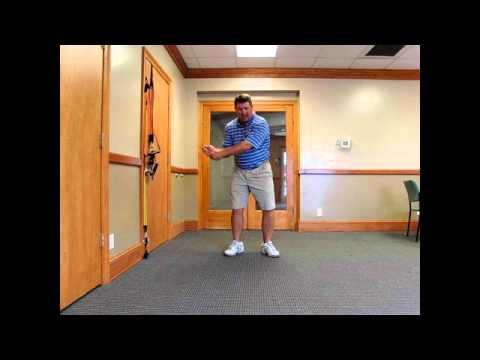 Train Your Golf Swing With Resistance Bands