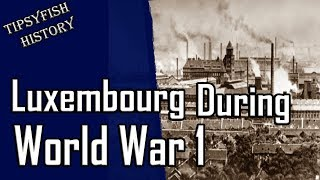 Neutral Nations of WW1: Luxembourg
