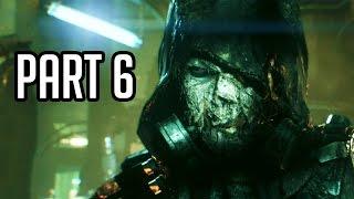 Batman Arkham Knight Walkthrough Gameplay Part 6 - Scarecrow Scares (PS4/XB1/PC 1080p HD)