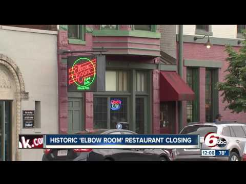 Downtown Restaurant Elbow Room To Close Late May