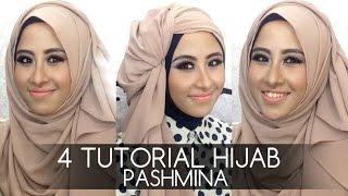 ... Tutorial Hijab Sehari-hari dan Pesta Menggunakan Hijab Savanna Mecca