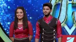 D3 D 4 Dance I Juhi & Bhavik - My name is Sheela I Mazhavil Manorama