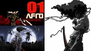 Afro Samurai: Gameplay Walkthrough Part One -  Intro (Lets play/Playthrough)