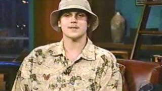 Jason Mewes on Craig Kilborn