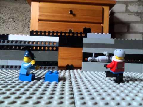 Lego Weapons Battle Ep. 3: Rescue Ranger VS. Pomson 6000 (Team Fortress 2)